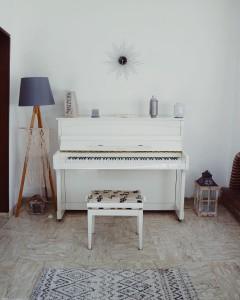 Des cours de piano à Villeneuve-loubet dans une atmosphère cosy!